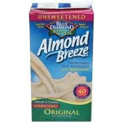 unsweetened-almond-milk